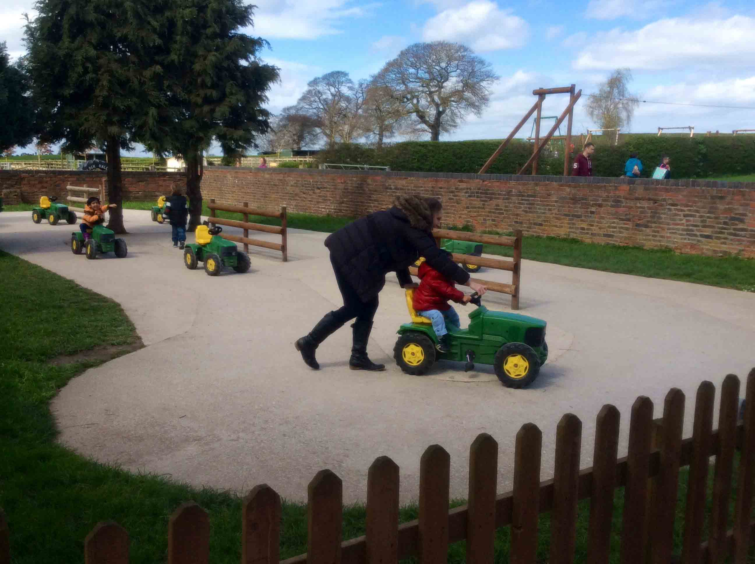 Play Area in Sandbach